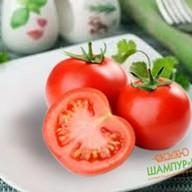 Свежие огурчики и помидоры Фото