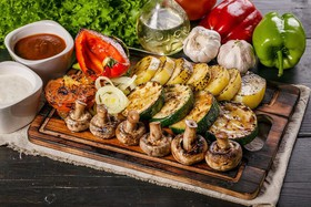 Ассорти из овощей - Фото