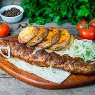 Кебаб из баранины (ланч) Фото
