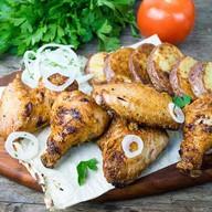 Шашлык из куриных голеней (ланч) Фото