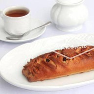 Пирожок с черной смородиной 250 г Фото