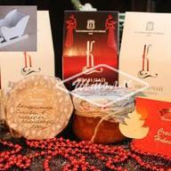 Набор с луговым чаем, мармеладом,сиропом Фото