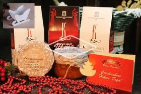 Набор с луговым чаем, мармеладом,сиропом - Фото