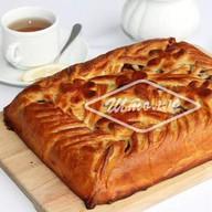 Пирог с брусникой (заказ за сутки) Фото