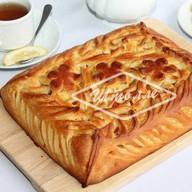 Пирог с курагой (заказ за сутки) Фото
