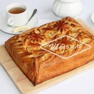 Пирог с яблоками (заказ за сутки) Фото