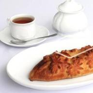 Пирожок с судаком и зубаткой 250 г Фото