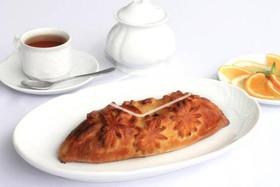 Пирожок с судаком и зубаткой 250 г - Фото
