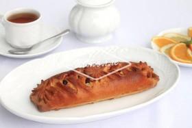 Пирожок с брусникой 250 г - Фото