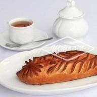 Пирожок с капустой 250 г (за сутки) Фото