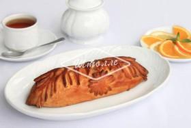 Пирожок с сельдью 250 г (за сутки) - Фото