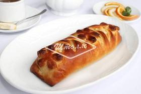 Пирожок с творогом 250 г - Фото