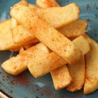 Картофель фри с копченой паприкой Фото