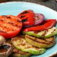 Овощи с гриля Фото