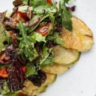 Салат из сочной телячьей вырезки Фото