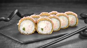 Краб фри темпура - Фото