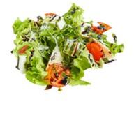 Салат в стиле Капрезе Фото