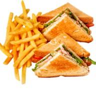 Французкий сэндвич Фото