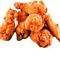 Хрустящие куриные крылья Фото