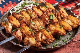 Мцвади (куриные крылья) - Фото