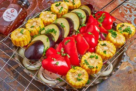 Овощное ассорти (для жарки) - Фото