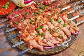 Мясное ассорти (для жарки) - Фото