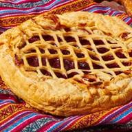 Фруктовый пирог тетушки Нино Фото