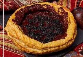 Шоколадный пирог Запхули - Фото