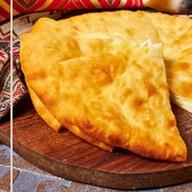 Хачапури с картофельно-сырной начинкой Фото
