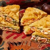 Рыбный пирог от тетушки Тины Фото