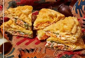 Рыбный пирог от тетушки Тины - Фото