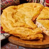 Пирог с рыбой от тетушки Мананы Фото