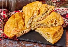 Мясной пирог от Софико - Фото