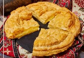 Сырный пирог - Фото