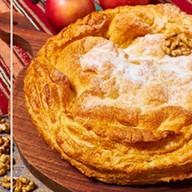 Грузинский яблочный пирог Фото