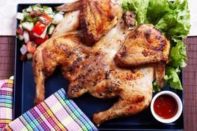 Цыпленок-тапака - Фото