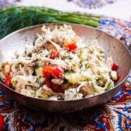 Куриный салат от Майко Фото