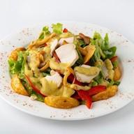 Деревенский салат Фото