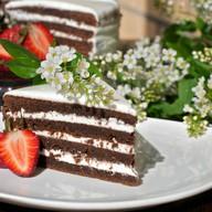 Фирменный черёмуховый торт Фото