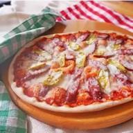 Мини-пицца хот-дог Фото