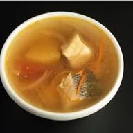 Наваристый рыбный суп Фото