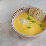 Сырный крем Фото