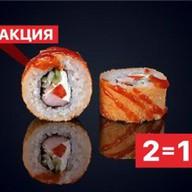 Кимчи ролл 2=1 Фото