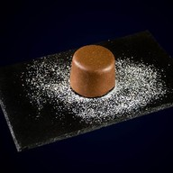 Шоколадная бомба торт Фото