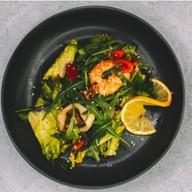 Мураками с морепродуктами Фото