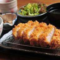 Котлета танкацу (обед) Фото