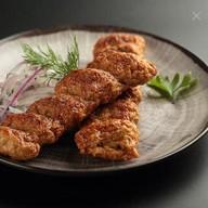 Люля говядина (обед) Фото