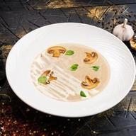 Грибной крем-суп (обед) Фото