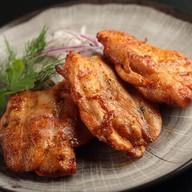 Шашлык из курицы (обед) Фото