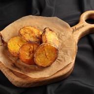 Картофельные дольки (обед) Фото